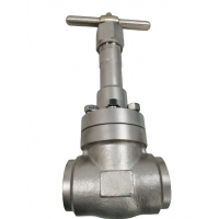 Buy cheap SS304 / 316 SW BW Connection Cryogenic Globe Valve PN320 from wholesalers