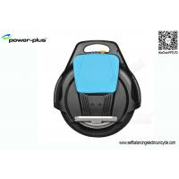 Wholesale Outdoor Sport Stand Up Gyroscopic Electric Unicycle , Top Speed 18km/h from china suppliers