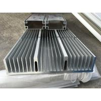 Buy cheap 300MM Width 6063T5 Aluminium Heat Sink Profiles / aluminium heatsink extrusions from wholesalers