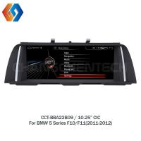 Buy cheap All in one 10.25 RK PX3 Android Car Radio dashboard replacement For BMW 5 Series F10/F11(2011-2012) Original CIC System from wholesalers