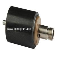 Buy cheap plastic Injection molded NdFeB permanent magnet from wholesalers