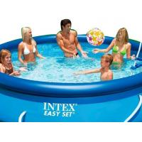 "Buy cheap Intex 10'x30"" Easy Set Above Ground Inflatable Swimming Pool with Pump 56972 from wholesalers"