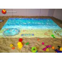Buy cheap 450W Virtual Reality Simulator Hologram Sand Pond 3D Video Game Interactive Projection from wholesalers