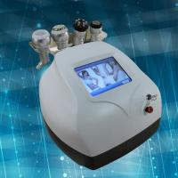 Buy cheap vacuum roller rf slimming machine & ultrasound cavitation machine with rf radio frequency from wholesalers