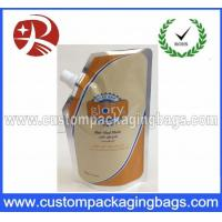 Wholesale Food Grade Plastic Spout Food Packaging Bags Biodegradable For Beverage from china suppliers