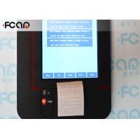 Buy cheap 8 - Inch True Color Touch Screen FCAR F3 - W Scanner Tool Auto Support Almost all OBD - II from wholesalers