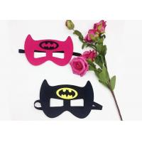 Buy cheap Soft Felt Holiday Decorations Halloween Masks Non Toxic For Children from wholesalers