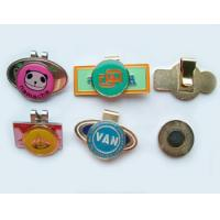 Buy cheap Golf Cap Clip and Ball Marker from wholesalers