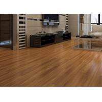 Buy cheap Embossed Wood Dry Backing PVC Lvt Vinyl Flooring With Glass Fiber from wholesalers