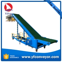 Wholesale 20ft and 40ft Container/Truck Loading Conveyor from china suppliers