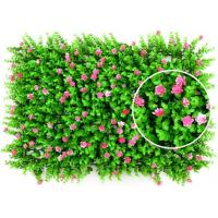 Wholesale Customize Green Fake Plants That Look Real UV Resistant Peanut Grass Type from china suppliers