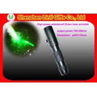 Buy cheap cheap waterproof high powered green portable laser pointers from wholesalers