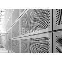 Buy cheap Slotted Hole Galvanized Perforated Steel Sheet For Architecture 1.5m X 3m from wholesalers