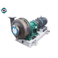 Buy cheap 380V Horizontal Idustrial Chemical Centrifugal Pump High Performance For Corrosion Fluid from wholesalers