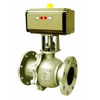 Hard seal pneumatic ball valve Manufactures