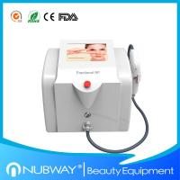 Buy cheap CE / FDA approved Micro Needle RF/fractional system/scar wrinkle removal/skin whitening/tightening/acne from wholesalers