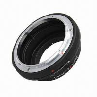 Wholesale FD Lens to Micro 4/3 Adapter for Canon DMC-GF1 GH1 DMC-G10 from china suppliers
