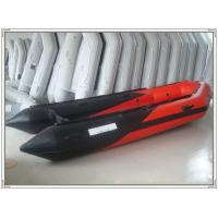 Buy cheap Six Person Racing Foldable Inflatable Boat Inflatable Whitewater Kayaks With Motor from wholesalers