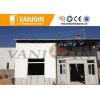 Buy cheap Sandwich Panel Modern Prefab Houses / Comfortable Prefabricated Houses from wholesalers
