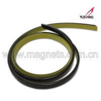 Buy cheap Rubber Magnet Strip, Flexible Magnetic Strip from wholesalers