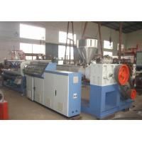 China Spiral Duct Plastic Production Line / PE Spiral Reinforced Making Machine on sale