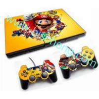 PS2 Slim Skin sticker with 2pcs controller skins Manufactures
