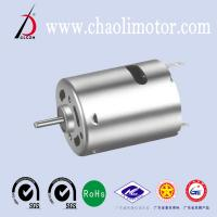 Wholesale Micro DC Motor CL-RS360SH With Trepanning For Portable Car Air Pump And Vacuum Cleaner from china suppliers