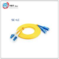 Buy cheap optical fiber cable communication/ftth fiber optic cable/jumper fiber optic cable from wholesalers