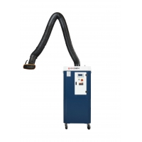 Wholesale Flame Retardant 1500m3/H 1.5kW Welding Fume Purifier from china suppliers
