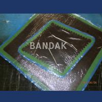 Buy cheap Fabric reinforced repair patch product