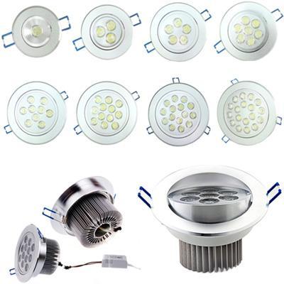 adjustable LED ceiling lights