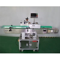 Buy cheap 120pcs/Min Automatic Labeling Machine , 1.2KW Automatic Bottle Labeler from wholesalers