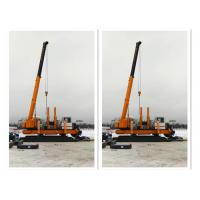 Buy cheap Rotary Static Pile Driver Fast Pile Driving Environmental Protection from wholesalers