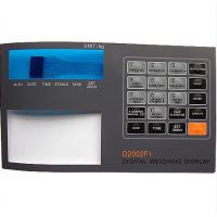 China Waterproof Membrane Keypad For Digital Weighing Equipment With 3M Adhesive on sale