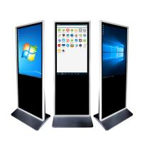 Buy cheap 350cd/m2 Standalone Digital Signage Slim 55 Inch For Mall Supermarket Hospital from wholesalers