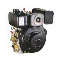 Buy cheap 4 Stroke 178F Diesel engine motor , 5hp air cooling mini diesel engine small from wholesalers