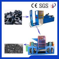 Wholesale Energy Saving Tire Recycling Machine 3 Phases Crumb Rubber Plant from china suppliers