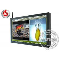 Buy cheap 16.7M Color 42 inch wifi digital Signage with DMB Software System Wall Mount LCD Display from wholesalers