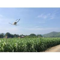 Buy cheap 1.5 Hectare Per Refill Unmanned UAV Agricultural Spraying for Crop Dusting Spray from wholesalers