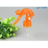 Buy cheap Cosmetic Bottle Plastic Trigger Sprayer / 24 410 Trigger Sprayer For Daily Cleaning from wholesalers