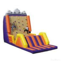 Buy cheap Inflatable Rock Climbing Wall from wholesalers