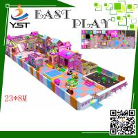 Buy cheap Comericial soft indoor play areas for kids from wholesalers