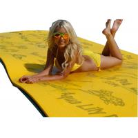 Buy cheap Walk On Floating Water Mat , Floating Swim Mat Rubber Non Shrinkable from wholesalers