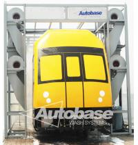 Train wash machine AUTOBASE Manufactures
