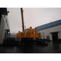 Buy cheap Manual static pile driver  for  pressing the precast concrete spun pile and square pile  with noise free product