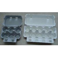 Buy cheap Paper Pulp Tray / Box for Egg from wholesalers