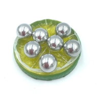Buy cheap AISI 1010 Mirror Polished 8mm Carbon Steel Ball For Slingshot from wholesalers