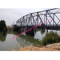 Wholesale Raft Portable Floating Bridge , Emergency Military Steel Bailey Plate Troops Vehicle Passing from china suppliers