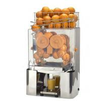 Buy cheap Commercial Automatic Orange Juicer Machine With Stainless Steel Shell from wholesalers