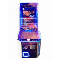 Buy cheap Arcade Shooting Sports Basketball Coin Operated Game Machine from wholesalers